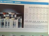 TESTINA  NAGAOKA MP-11 STEREO CARTRIDGE MOVING PERMALLOY (NOS)