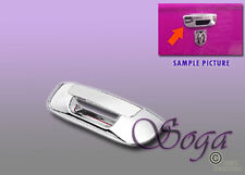 FOR 2002-2008 DODGE RAM 1500 2500 3500 CHROME TRUNK TAILGATE HANDLE COVER TRIM