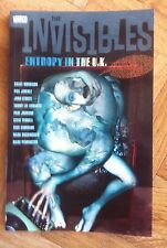THE INVISIBLES 3 ENTROPY IN THE U.K MORRISON/WESTON TPB NM (A43)