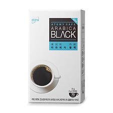 Atomy Arabica Black Mini Instant Korean Mix by blending Brazil & Columbia Coffee