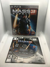 Mass Effect 3 - Complete CIB - Sony Playstation 3 PS3