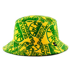 afe25d1b699 NEW 47BRAND NBA Bravado Bucket SEATTLE SUPERSONICS