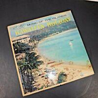 Vtg Music of the Islands Hawaiian Holiday Sam Makia and His Waikikians 33 LP