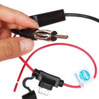 Car Automobile Arial Radio AM / FM Amplificateur de signal d'antenne Booster