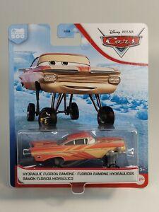 2021 DISNEY CARS DIECAST Cars 3 - Hydraulic Florida Ramone 1:55 Combined Postage