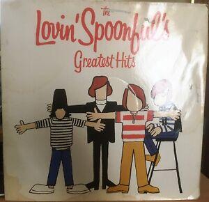 Lovin' Spoonful – Lovin' Spoonful's Greatest Hits. LP. Near Mint (cover is G+)