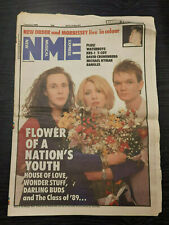 NME: House of Love, Waterboys, Bangles, New Order, Morrissey: 7th January, 1989