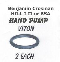 Polyurethane Piston O-Ring Upgrade Captain O-Ring Benjamin /& Air Force PCP Hand Pump ORing Rebuild Kit