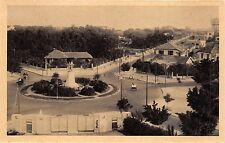 B29123 Dakar Le Rond Point de l`Etoile et l Avenue Pastor  senegal