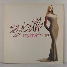 """Sybille – My Man (Vinyl, 12"""", Maxi 45 Tours)"""