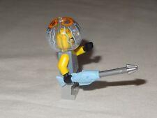 LEGO The Ninjago Movie Jelly w/ Fish Spear Minifigure Minifig from 70610