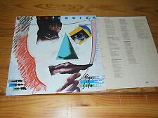 BILLY SQUIER - SIGNS OF LIFE / US-LP 1984 & INLET