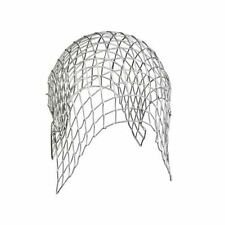 """GALVANISED WIRE BALLOON GUARD 75mm 3"""" CHIMNEY/GUTTER DOWN PIPE LEAF GUARD"""