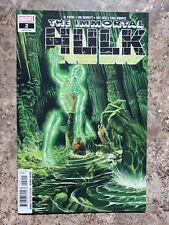 Immortal Hulk #2 (July 2018) 1st appearance Dr. Frye lots of pics
