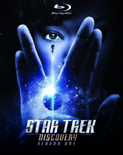 Star Trek - Discovery: Season One [New Blu-ray] Boxed Set, Collector's Ed, Sta
