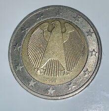 2 Euro Coin Germany 2002 Eagle