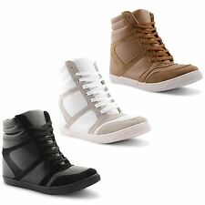 Dolcis Mid Heel (1.5-3 in.) Wedge Synthetic Shoes for Women