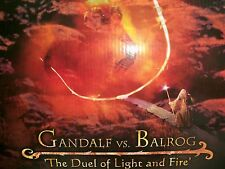 K1600526 GANDALF VS BALROG SIDESHOW COLLECTIBLE NEAR MINT IN BOX LOTR LORD RINGS