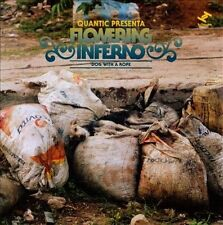 Quantic Presents Flowering Inferno-Dog with a Rope (CD, 2010, Tru Thoughts) NEW