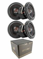 "4x 6"" Subwoofer Dual 4 Ohm GTX64 2000 Watts Massive Audio Car Woofer"