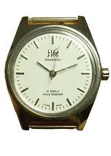 One Old Stock China Shanghai Vintage Mens Wrist watch 7120 VCM Handwind