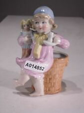 +# A014852 Goebel Archiv Muster Cortendorf Vase Mädchen Puppe Kaspar 5637