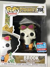 Funko Pop Animation #358 Brook 2018 Fall Convention Exclusive Limited Edition