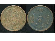 JAPON  2 sen  1882