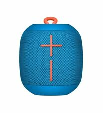 Logitech Ultimate Ears UE WONDERBOOM Bluetooth Portable Speaker Blue Waterproof