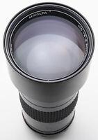 Minolta MD Tele Rokkor Rokkor 300mm 300 mm 1:4.5 4.5