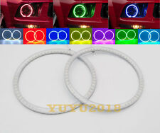 RF Controller RGB halo rings for Ford mustang 05-09 Headlights LED angel eye DRL