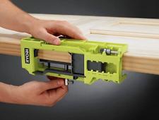 Ryobi Door Hinge Template Jig Clamp Door Hardware Installation Kit w Bit New