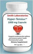 Cardio Health Support-Reduce High Blood Pressure -Hypertension 90 capsules
