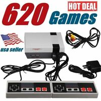 NEW Mini Video Game Console with 620 NES Games with 2 Controllers US SELLER