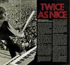 Emerson Lake & Palmer ELP Encyclopedia article