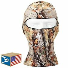 BALACLAVA FULL FACE MASK Real Tree Camo Camouflage HUNTING FISHING HAT CAP!