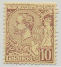 Monaco Sc. 15 Prince Albert I 1891 MH