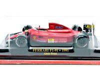 FERRARI FORMULA 1 UNO 1:43 F1-91 F1 MODELLINO AUTO CAR MODEL DIECAST IXO ALTAYA