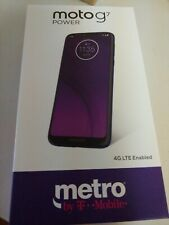 Brand new Metro Motorola Moto G7 power 4g LTE android  phone