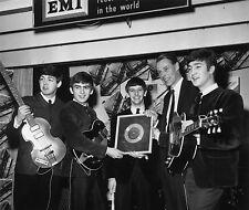 "George Martin / Beatles 10"" x 8"" Photograph no 5"