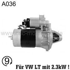 Starter for Bosch VW LT 28, 35, 46 with 2.8 TDI - New Part Starter Volkswagen