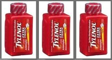 Tylenol Extra Strength Acetaminophen 500 mg each. 975 caplets -SALE PRICED TO GO