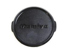 MAMIYA 645 58MM FRONT LENS CAP