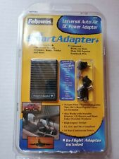 Universal laptop notebook computer power supply car charging kit. 500+ diff pc's