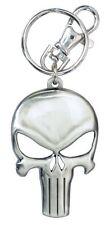 Marvel Punisher Logo Pewter Keychain