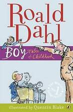 Boy by Roald Dahl (Paperback, 2008)
