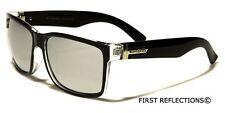 Biohazard Square Mirror Lens Men Women Retro Fashion Sunglasses Discount Glasses