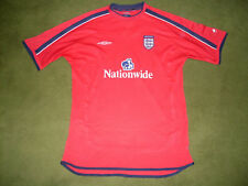 Maglia Allenamento Inghilterra Umbro England Training Shirt Tg. XL