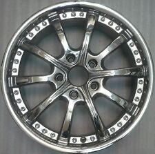 Xtra Wheels Saturna 0817 Alufelge 8x17 ET38 Chrom BMW jante llanta cerchione rim