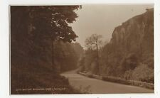 Buxton, Ashwood Dale, Judges 12010 Postcard, A955
